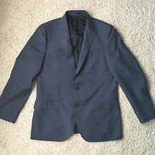 JCrew Ludlow Suit Jacket in Navy pinstripe Color Navy size 40S item a1409 $425