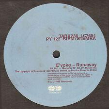 E'VOKE - Runaway - Ffrreedom