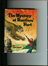 THE MYSTERY OF RUSTLER'S FORT by TROY NESBIT, ILLUSTRATED by JOHN WALTER