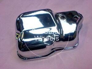 Vespa T5 PX LML Quality Chrome Carb Box Tox.. New!!