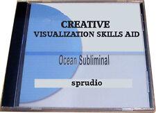 Subliminal Creative Visualization Skills Aid - Brainwave Meditation & NLP CD