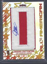 2007-2008 Topps Echelon Basketball Javaris Crittenton All American Auto Card 1/1