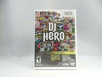 DJ Hero (Nintendo Wii, 2009)