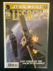 Star Wars Legacy 20 High Grade Dark Horse Comic CL93-197