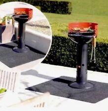 120x100cm resistente al calore Mat BARBECUE BARBECU verande Patio Pavimento Burn protezione JVL