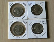4-1979 Susan B Anthony Dollars (L85P13-16) Very Nice