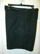 """""""GUY HARVEY"""" Signature Men's Sz M Belted Shorts in EXCELLENT CONDITION"""