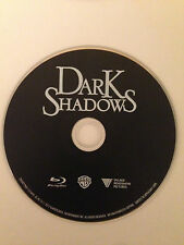 Dark Shadows (Blu-ray, 2012) Blu Ray Disc Only- Replacement Disc