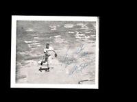Glen Hobbie Signed Vintage 1950`s Original 5x4 Photo Autograph Chicago Cubs