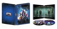 New Sealed Guardians of the Galaxy Steelbook 4K Ultra HD + Blu-ray + Digital