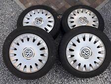 4x Winterreifen M&S Firestone Dunlop 195 / 60 R16 C 99 /97 T VW Sharan Alhambra