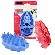 Kong Dog Zoom Groom Brush - Shedding Bathing Moulting Deshedding (Pack of 1)
