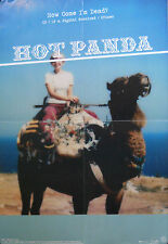 HOT PANDA , HOW COME IM DEAD POSTER (A10)