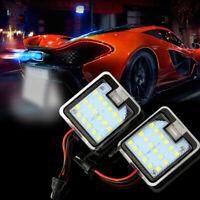 Auto Retrovisore Specchio LED Pozzanghera Luci Per Ford Focus Escape C-max Kuga