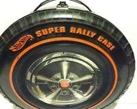 1968 Vintage Hot Wheels Super Rally Case  Redline 24 Car Carrier Storage Mattel