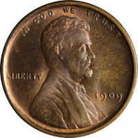 1909-P Lincoln Cent Great Deals From The Executive Coin Company