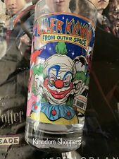 HHN 2019 Universal Studios Exclusive Killer Klowns Outer Space Collectible Glass