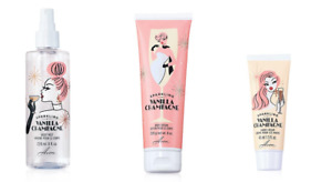 Avon Vanilla Champagne Gift Set - New from USA