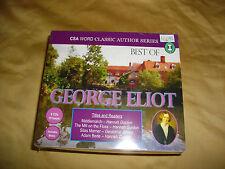 csa word best of george eliot spoken word  cd box set sealed