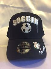 Soccer Embroidery Hat