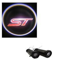Ford Fiesta ST150 Cree LED Car Door Logo Welcome Projector Lights x Pair