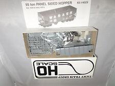 Tichy Ho 00004000  Undec 34' Usra 55-Ton Panel Side Hopper