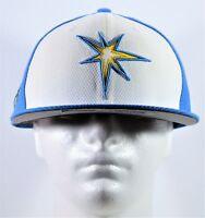 New Era MLB Spring Training Collection 59FIFTY Tampa Bay Ray Fitted Hat 7  3 8 e255d779fbf