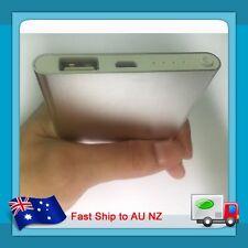 AU 5000mAh Power Bank Ultra-slim Portable USB External Backup Battery Charger