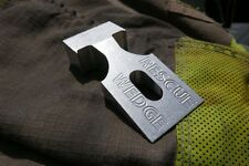 The Rescue Wedge Multipurpose Tool, wrench, chock, anchor, fulcrum - 1 3/4 inch