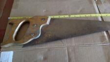 Vintage Disston Hand saw