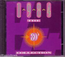 TIME LIFE 80s Collection 1984 Various Artists 2 CD Laura Branigan Nik Kershaw