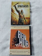 Spartacus: Gods of the Arena-The Complete Collection , Vengeance & Ben Hur
