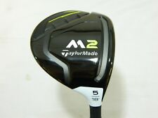 Mint RH 2017 Taylormade M2 17 18* 5 Wood REAX - Regular Graphite shaft M-2