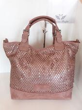 ✿Winter 1/2017✿ Fritzi aus Preußen Shopper Handtasche HENRIQUA NUBUCK ROSEWOOD