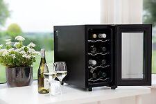 Russell Hobbs Wine Cooler Drinks Bar Mini Fridge Bottle Freestanding Vertical
