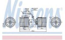 NISSENS Ventilador habitáculo FORD ESCORT ORION SIERRA 87071