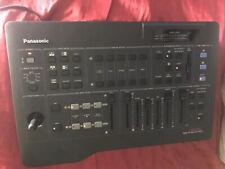 PANASONIC DIGITAL AV MIXER WJ AVE5/G Made in Japan+EXTRA 2 BCN-CINCH ADAPTERS !