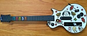 Guitar Hero Gibson Les Paul Nintendo Wii Wireless Controller No Strap #2