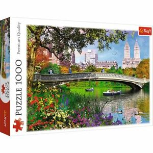 Trefl Central Park, New York 1000pc Puzzle (New)