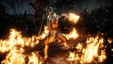 New Mortal Kombat 11 Fabric Poster Play Game X-3 14x21 24x36