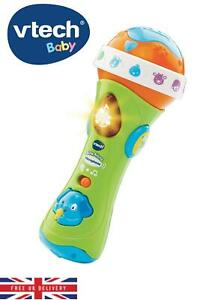 Vtech Interactive Baby Toys Sing Along Microphone Educational 12 - 36 Months