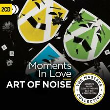 ART OF NOISE - MOMENTS IN LOVE (THE MASTERS COLLECTION) DIGIPAK 2 CD NEU