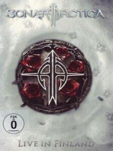 Sonata Arctica - Live In Finland (NEW 2xDVD+2CD)