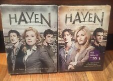 Haven Complete TV Seasons 1 2 First Second 1st 2nd DVD Box Set I II NEW Sealed