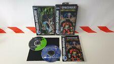 Sega Saturn Space Hulk & Alien Trilogy FSK18 2 Spiele