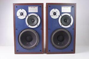 Marantz HD 445 Boxen Speaker Lautsprecher 3 Weg Vintage 35/55Watt 8 Ohm Q-948
