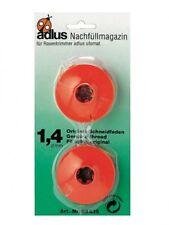 Nachfüllmagazine Rasentrimmer Ersatzspule Spule Adlus Trimmer nr.69435