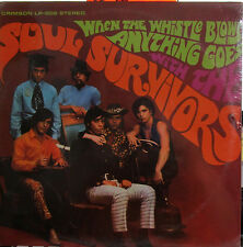 """Soul Survivors - When the Whistle Blows (with """"Expressway to Your Heart"""") sealed"""