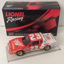 NASCAR 1985 DAVEY ALLISON #23 MILLER AMERICAN BEER 1/24 CAR