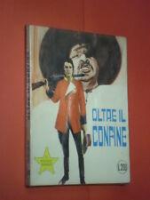 PICCOLO RANGER- N°105 c- ORIGINALE 1° EDIZIONE -DEL 1972- ALBI DEL COW BOY